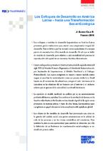 Los enfoques de desarrollo en América Latina - hacia una transformación social-ecológica