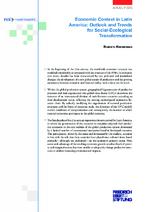 Economic context in Latin America